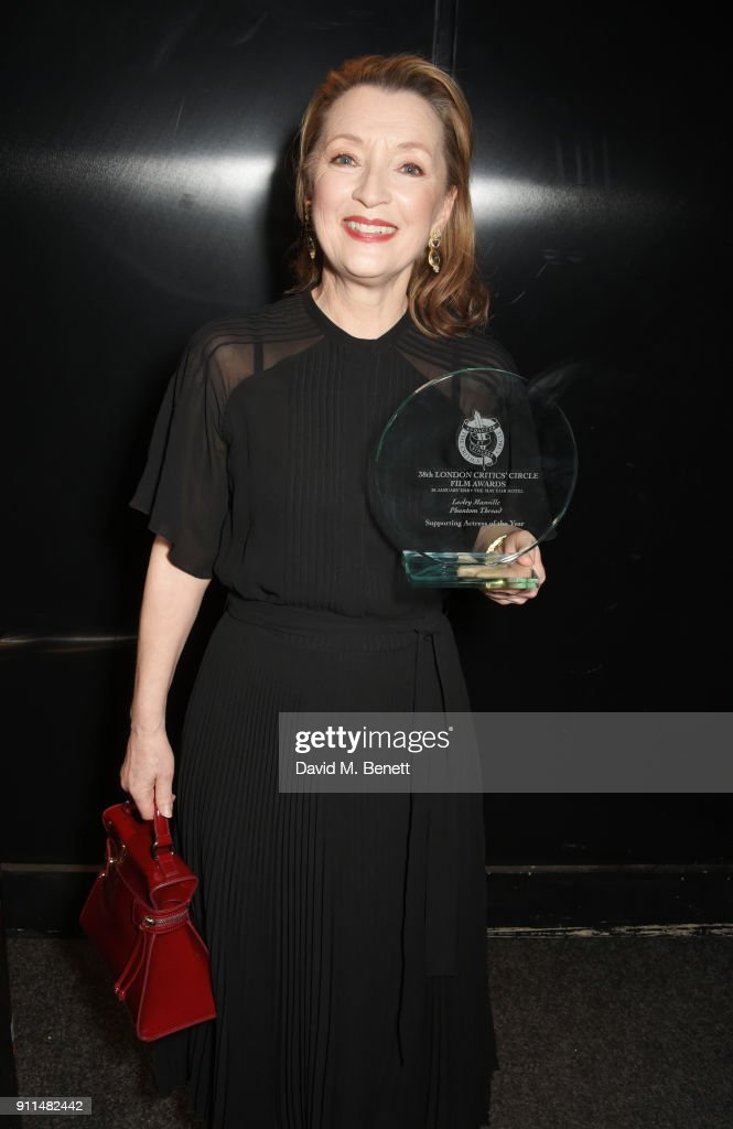 London Film Critics' Circle Awards - Inside Ceremony
