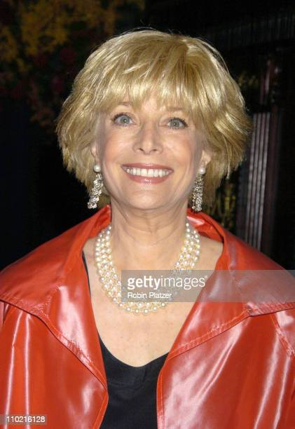 Lesley Stahl during Boys and Girls Harbor 13th Annual Salute to Achievement at The Waldorf Astoria Hotel in New York City New York United States