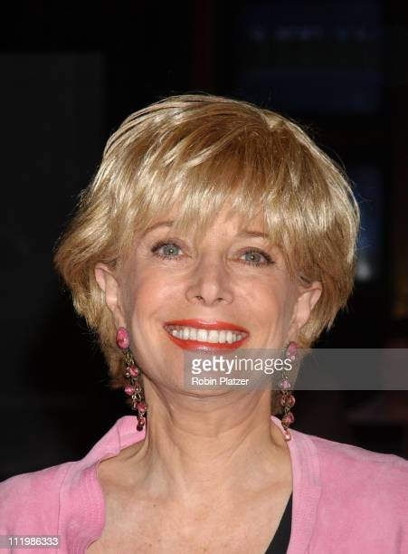 Lesley Stahl during CBS Stars at the Museum of TV and Radio Seminar to Celebrate the 75th Anniversary of CBS at The Museum of TV and Radio in New...