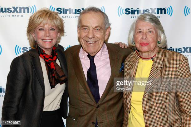 "Lesley Stahl Morley Safer and Liz Smith remember the life and career of ""60 Minutes"" correspondent Mike Wallace on SiriusXM's The wowOwow Radio Show..."
