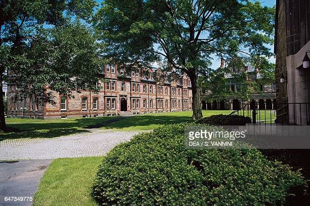 Radcliffe College Harvard University Cambridge Massachusetts United States of America