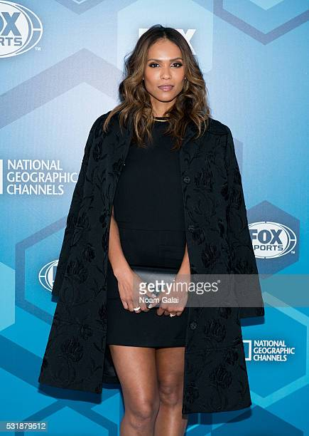 LesleyAnn Brandt attends the 2016 Fox Upfront at Wollman Rink Central Park on May 16 2016 in New York City