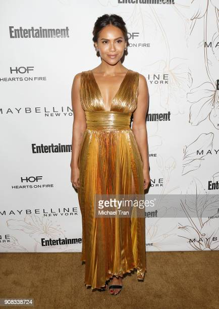 LesleyAnn Brandt attends the Entertainment Weekly hosts celebration honoring nominees for The Screen Actors Guild Awards held on January 20 2018 in...
