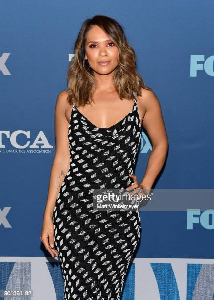 LesleyAnn Brandt attends the FOX AllStar Party during the 2018 Winter TCA Tour at The Langham Huntington Pasadena on January 4 2018 in Pasadena...
