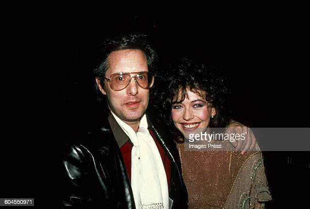 Lesley-Anne Down and William Friedkin circa 1981 in New York City.
