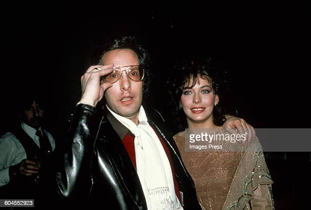 LesleyAnne Down and William Friedkin circa 1981 in New York City