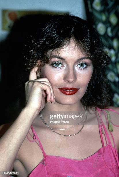 LesleyAnne Down circa 1978 in New York City