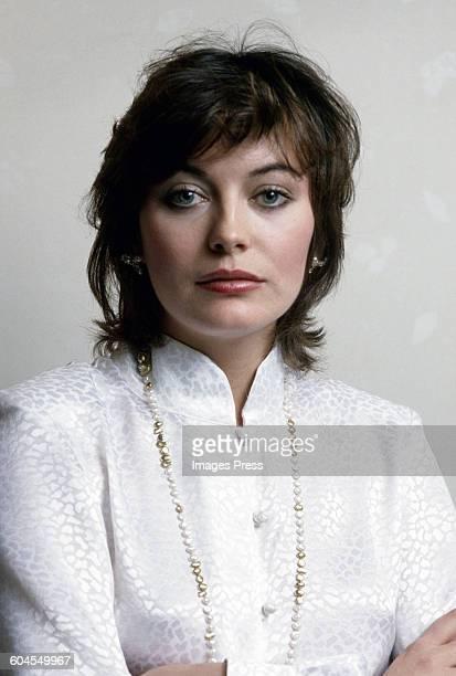 LesleyAnne Down circa 1979 in New York City
