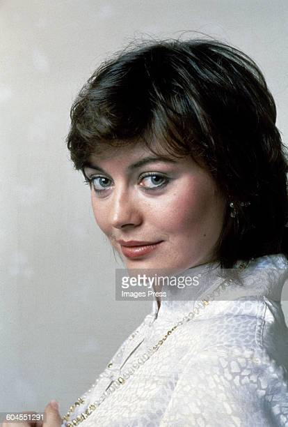Lesley-Anne Down circa 1979 in New York City.