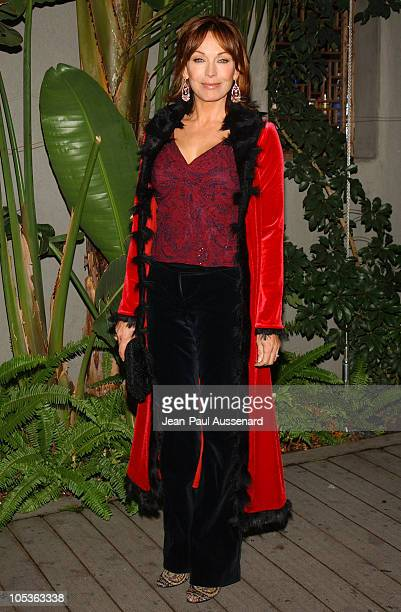 Lesley-Anne Down during 19th Annual Soap Opera Digest Awards Reception - Arrivals at White Lotus in Hollywood, California, United States.