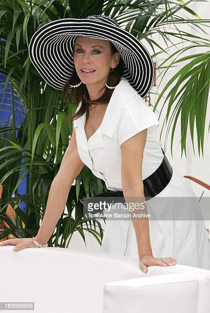 LesleyAnne Down during 2007 Monte Carlo TV Festival The Bold and The Beautiful LesleyAnne Down Photocall at Grimaldi Forum in Monte Carlo Monaco