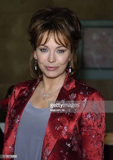 Lesley-Anne Down during 41st Annual Publicists Awards at Beverly Hills Hilton Hotel in Beverly Hills, California, United States.