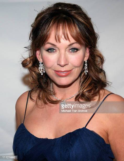Lesley-Anne Down during 4th Annual Golden Boomerang Awards - Arrivals at Four Seasons Hotel in Beverly Hills, California, United States.
