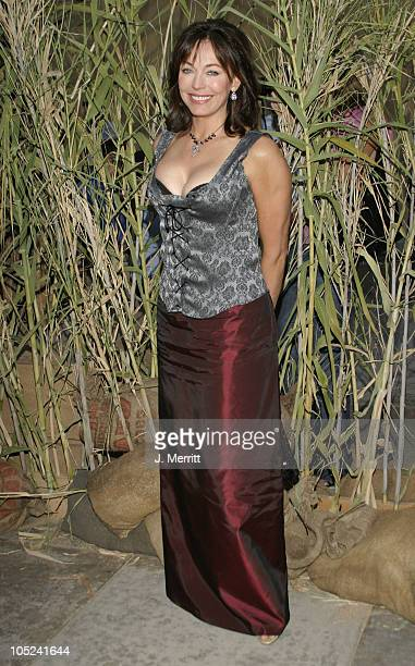 LesleyAnne Down during Jeepers Creepers 2 Hollywood Premiere at The Egyptian Theatre in Hollywood California United States