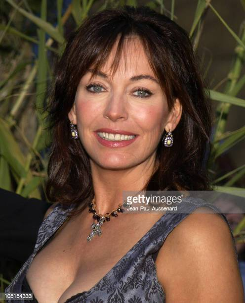 LesleyAnne Down during Jeepers Creepers 2 Los Angeles Premiere in Hollywood California United States