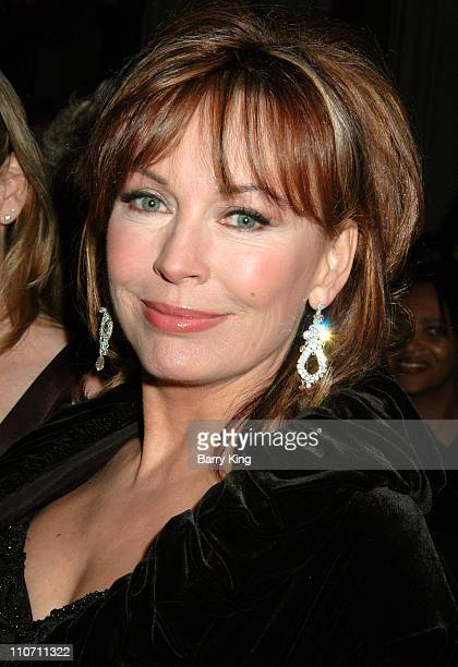 """Lesley-Anne Down during """"The Bold and the Beautiful"""" 20th Anniversary Gala - Arrivals at Two Rodeo in Beverly Hills, California, United States."""