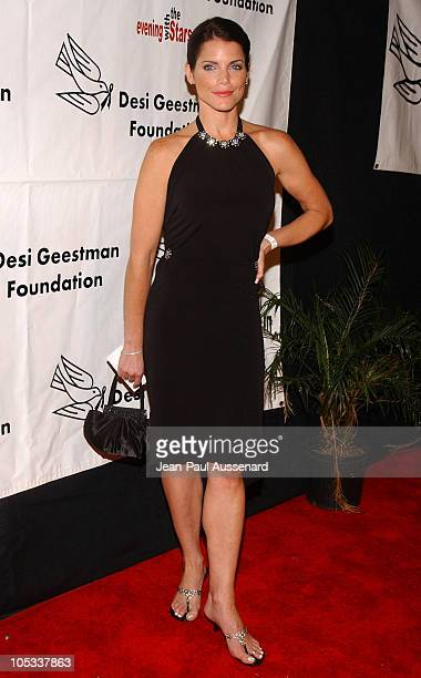 Lesli Kay during 2nd Annual Evening with the Stars to Benefit The Desi Geestman Foundation at Ivar in Hollywood California United States