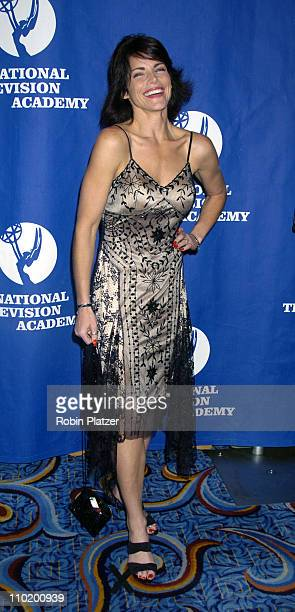 Lesli Kay during 31st Annual NATAS Daytime Emmy Craft Awards at The Marriott Marquis Hotel in New York New York United States