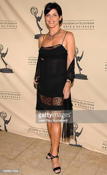 Lesli Kay during ATAS Presents The 2007 Los Angeles Daytime Emmy Reception Arrivals at French 57 in Burbank California United States
