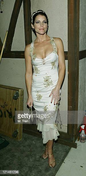 Lesli Kay during 'The Bold and the Beautiful' 5000th Episode Celebration January 23 2007 at Stage 31 CBS Television City in Los Angeles California...