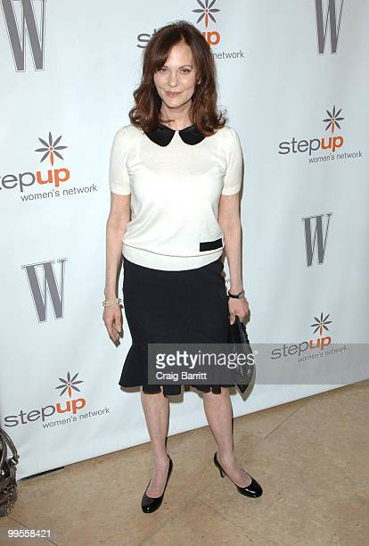 Leslie Ann Warren arrives at the Step Up Women's Network 2010 Inspiration Awards at The Beverly Hilton hotel on May 14 2010 in Beverly Hills...