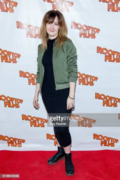 Leslie Campisi attends the 2nd Annual Rooftop Gala at St Bart's Church on February 15 2018 in New York City