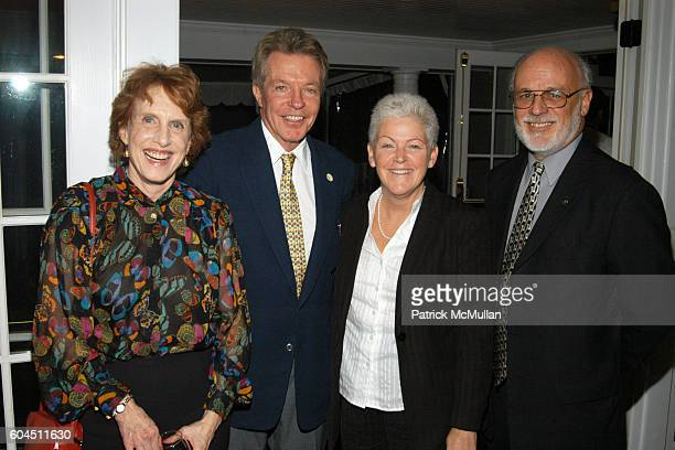 Leslie Carothers Dan W Lufkin Gina McCarthy and Arthur Rocque attend AUDUBON CONNECTICUT Fall Dinner Dance Honoring Dan W Lufkin at The Belle Haven...