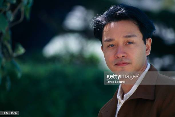 Leslie Cheung attends the Cannes Film Festival