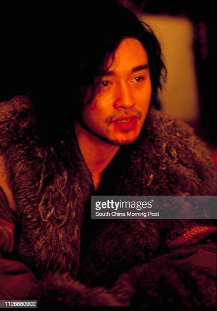 Leslie Cheung Kwokwing starred in the movie The Bride with White Hair 2 1993