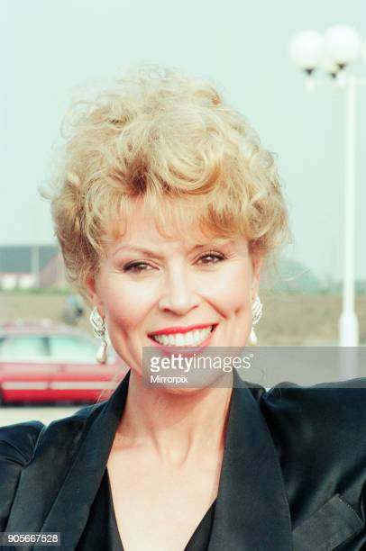 Leslie Easterbrook actress best known for her role as Officer Debbie Callahan in the Police Academy movies Pictured at opening of Showcase Cinemas...