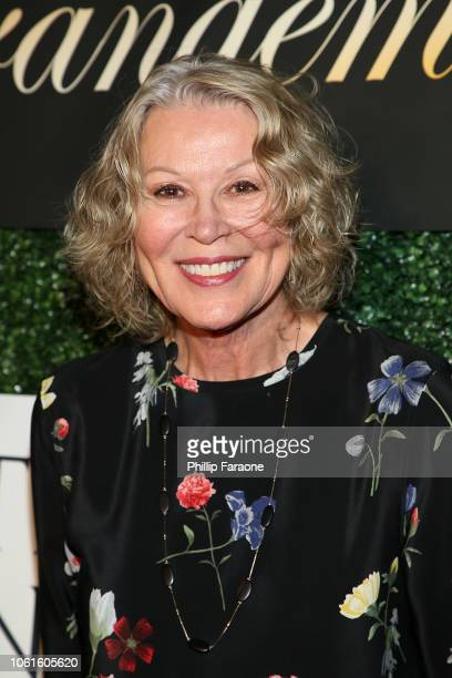 Leslie Easterbrook attends A Christmas Arrangement Los Angeles premiere at Garry Marshall Theatre on November 14 2018 in Burbank California