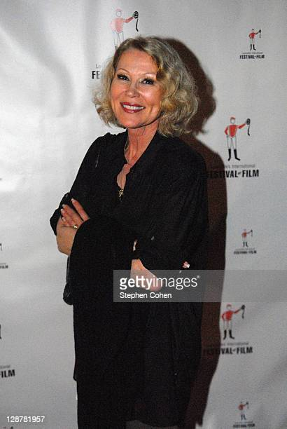Leslie Easterbrook attends a screening of Hollywood Wine at the Bomhard Theater on October 7 2011 in Louisville Kentucky