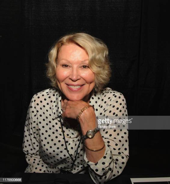 Leslie Easterbrook attends the New Jersey Horror Con 2019 at Showboat Hotel in Atlantic City on October 12 2019 in Atlantic City City