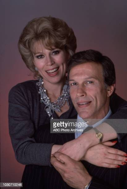 Leslie Easterbrook Michael Levin promotional photo for the soap opera 'Ryan's Hope'