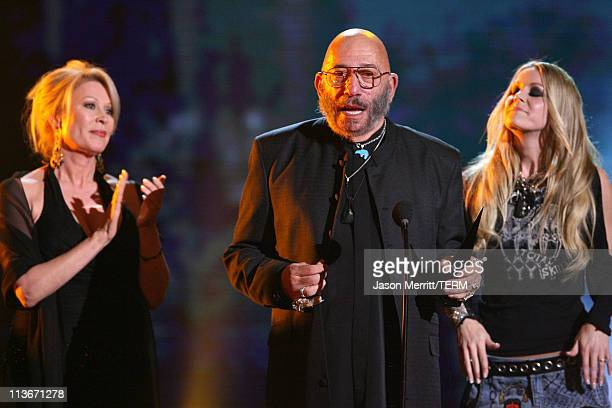 Leslie Easterbrook Sid Haig and Sheri Moon Zombie
