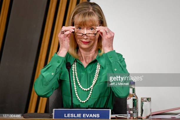 Leslie Evans Permanent Secretary to the Scottish Government gives evidence for a second time to a Scottish Parliament committee examining the...