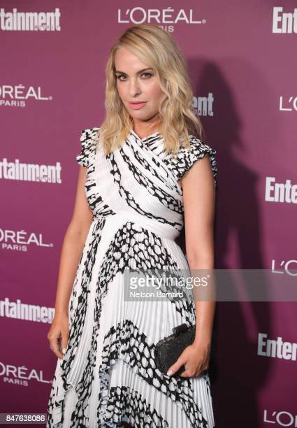 Leslie Grossman attends the 2017 Entertainment Weekly PreEmmy Party at Sunset Tower on September 15 2017 in West Hollywood California
