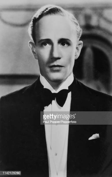 Leslie Howard , English actor, director, and producer, circa 1930. He starred in many notable films throughout his career, and is probably best...