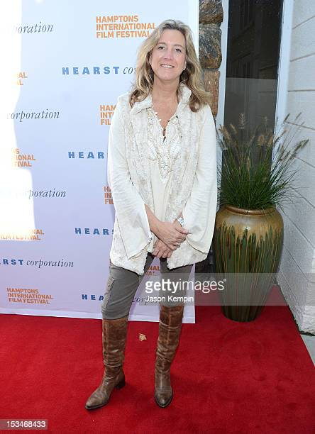 Leslie Iwerks attends the Citizen Hearst screening during the 20th Hamptons International Film Festival at UA East Hampton Theater on October 5 2012...