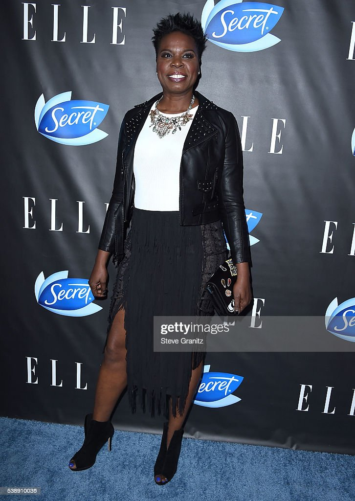 ELLE Hosts Women In Comedy Event With July Cover Stars Leslie Jones, Melissa McCarthy, Kate McKinnon And Kristen Wiig - Arrivals : News Photo