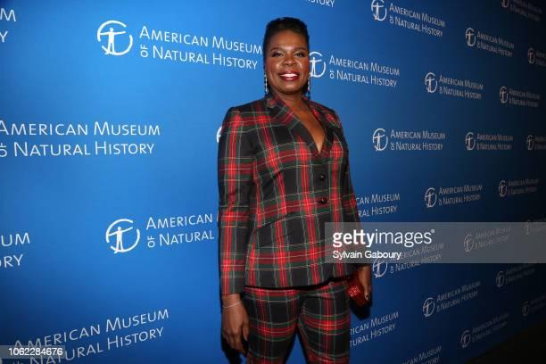 Leslie Jones attends American Museum Of Natural History's 2018 Museum Gala at American Museum of Natural History on November 15 2018 in New York City