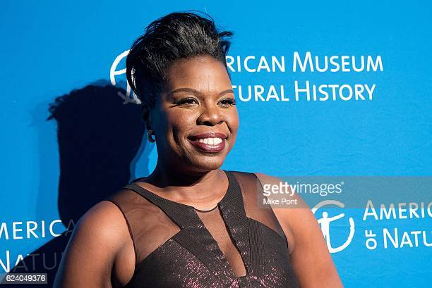 Leslie Jones attends the 2016 American Museum Of Natural History Museum Gala at American Museum of Natural History on November 17 2016 in New York...