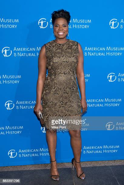 Leslie Jones attends the 2017 American Museum of Natural History Museum Gala at the American Museum of Natural History on November 30 2017 in New...