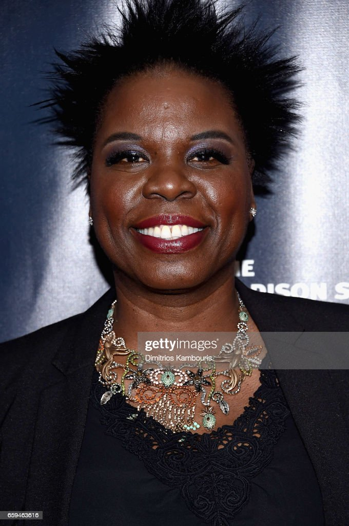 Leslie Jones attends the 2017 Garden Of Laughs Comedy Benefit at The Theater at Madison Square Garden on March 28, 2017 in New York City.