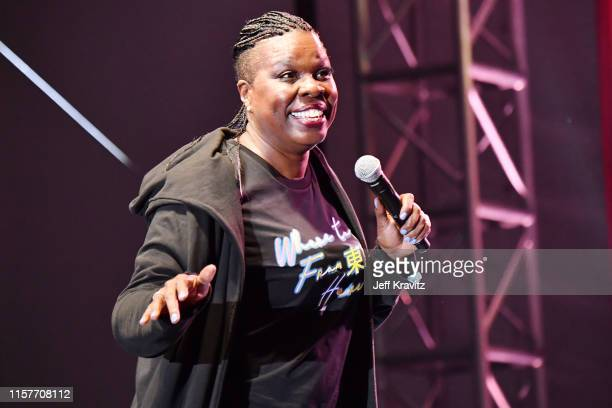 Leslie Jones performs onstage at the 2019 Clusterfest on June 22, 2019 in San Francisco, California.