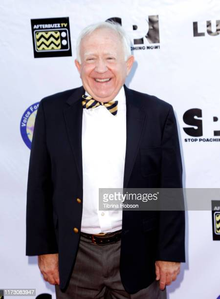 Leslie Jordan attends the Voice for Animals 3rd annual 'Wait Wait Don't Kill Me' comedy gala at The Broad Stage on September 07 2019 in Santa Monica...
