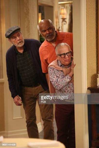 Leslie Jordan David Alan Grier and Martin Mull in COOL KIDS premiering Fridays 830900 PM ET/PT this fall on FOX