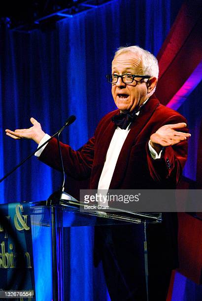 """Leslie Jordan host's The L.A. Gay & Lesbian Center's """"40 Years of Family"""" gala at Westin Bonaventure Hotel on November 12, 2011 in Los Angeles,..."""