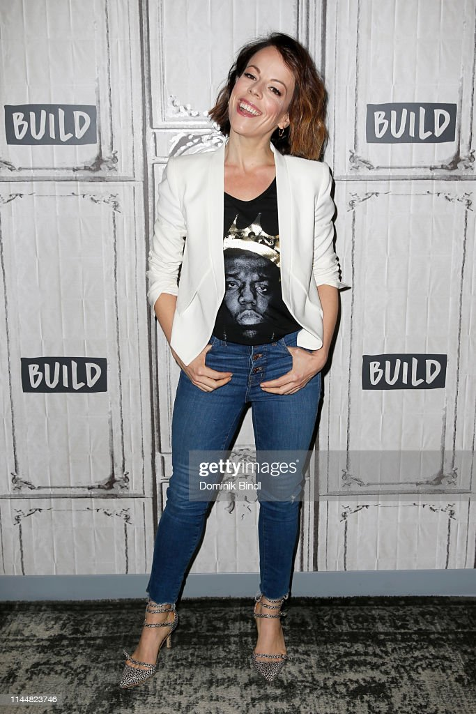NY: Celebrities Visit Build - April 24, 2019