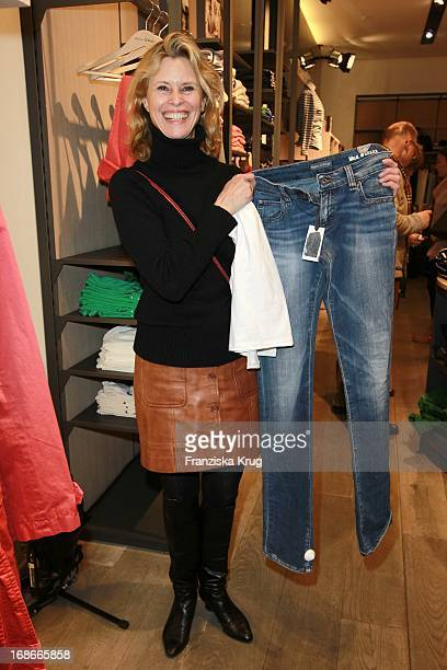 Leslie Malton at Marc O'Polo 10 Pieces Collection Launch in Berlin